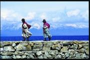 Bolivia, Lake Titicaca, Isla Del Sol